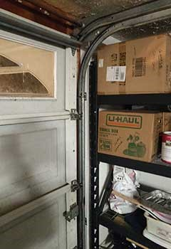 Garage Door Off Track Service Corona